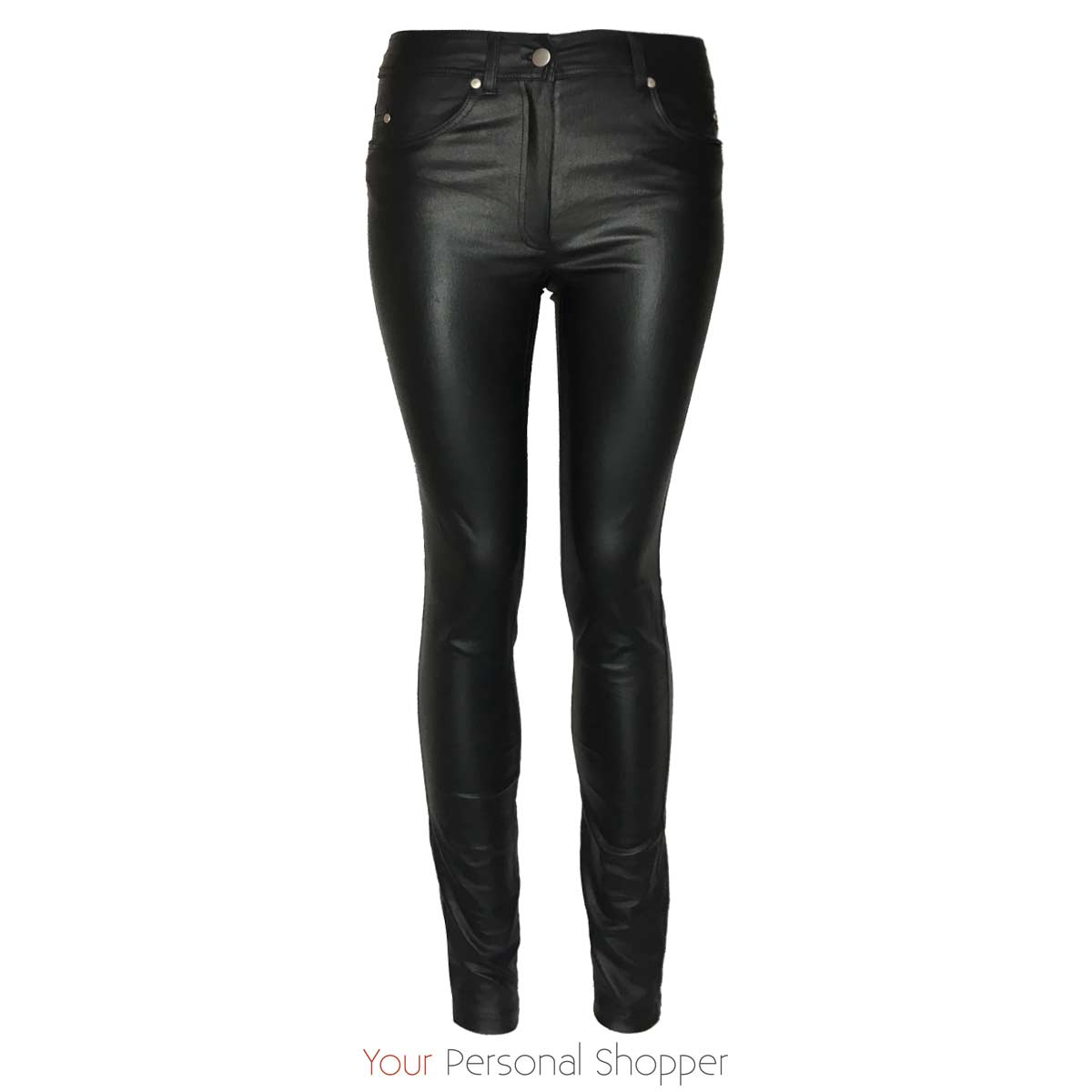 leather look skinny jeans your personal shopper