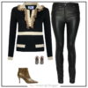 Leather look broek dames Your Personal Shopper