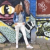 Graffiti Bretons truitje Your Personal shopper