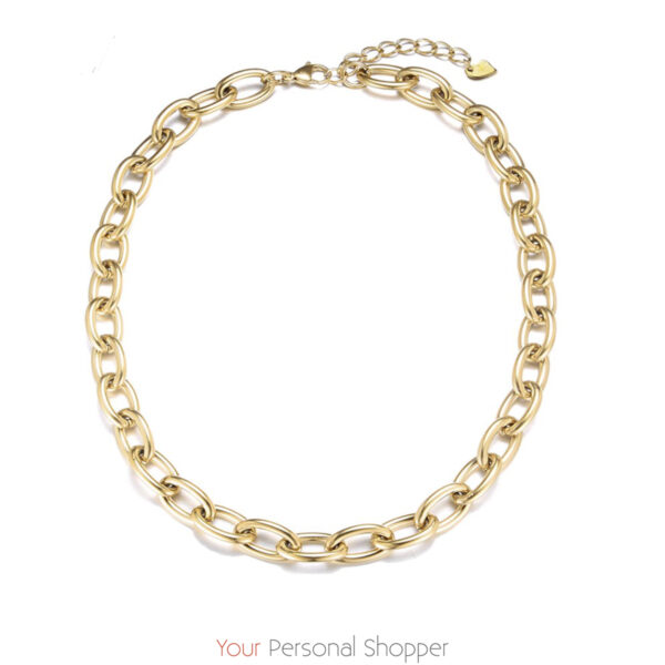 Dames ketting goud Your Personal Shopper