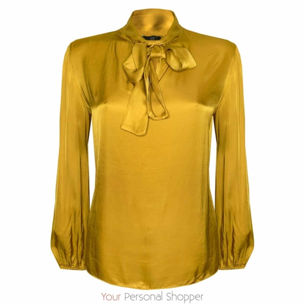 strik blouse oker Your Personal Shopper