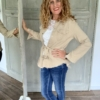witte top van kant your personal shopper