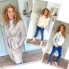 riped jeans trench coat wit overhemd bloesje styling tips your personal shopper