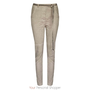 Beige baggy Summer pants Your Personal Shopper