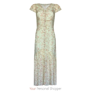 Mint groen maxi jurk Isla Ibiza Your Personal shopper