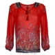 Rode dames blouse Your Personal Shopper