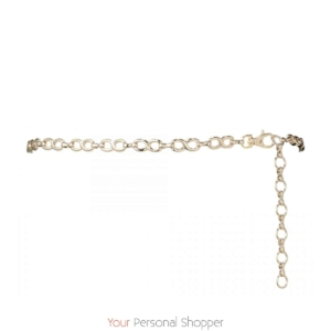Ketting riem goud your personal shopper