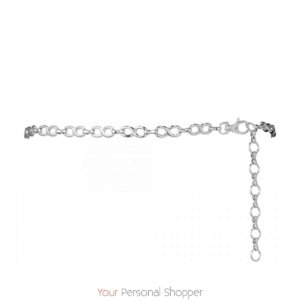 ketting riem zilver your personal shopper