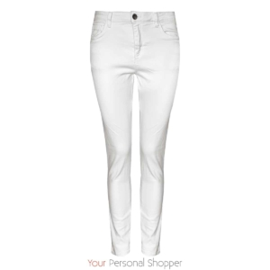 Witte zomer jeans Your Personal Shopper