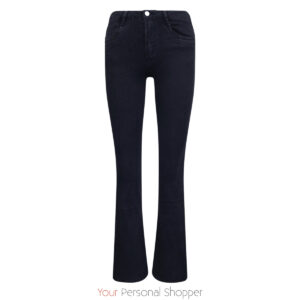 Zwarte flared jeans dames your personal shopper