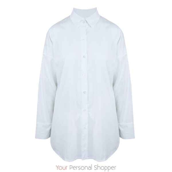 Witte dames overhemd blouse Your Personal Shopper