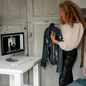 Online stylingsessie