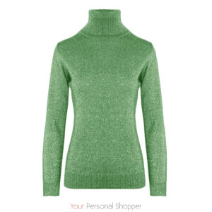 Groen dames colletje Your Personal Shopper