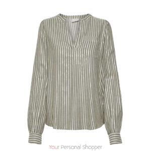 gestreepte blouse caffe your personal shopper