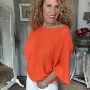 oranje dames trui one size your personal shopper