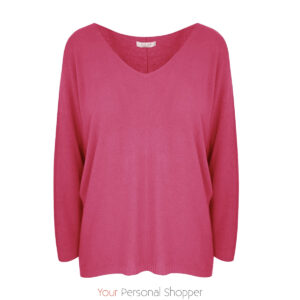 fuchsia damestrui van modal en one size your personal shopper