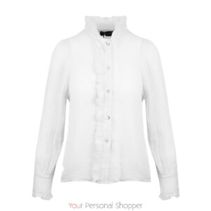 witte dames blouse your personal shopper