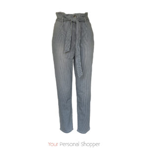 Paperbag jeans met streepje jc sophie Your Personal Shopper
