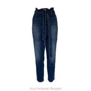 paperbag dames jeans Amor trust truth Your Personal Shopper